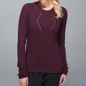 🍋lululemon sweater the better